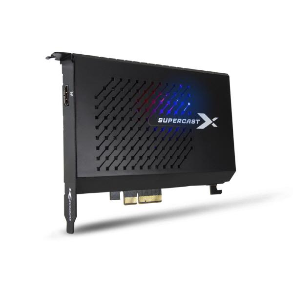 스카이디지탈 슈퍼캐스트 X 4K HDMI 내장형 캡쳐카드