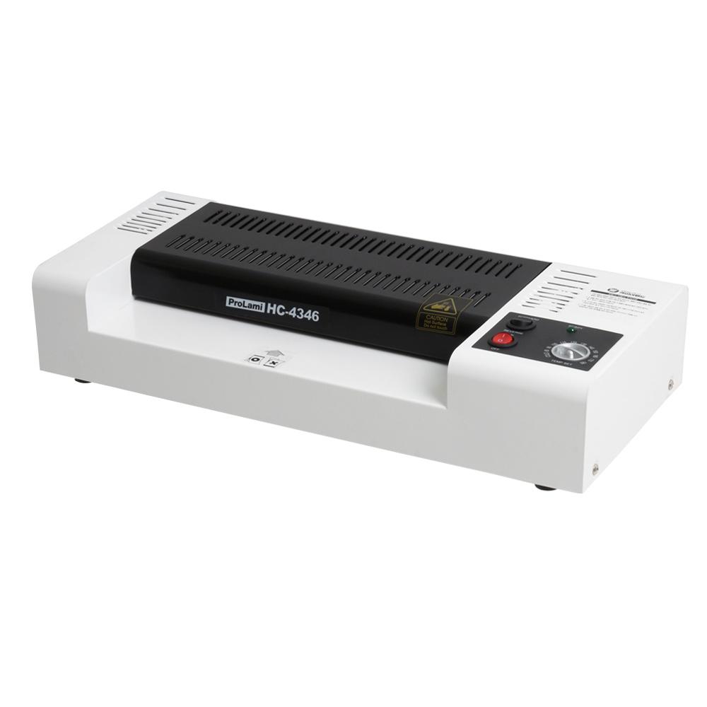 카피어랜드 4롤러 온도조절 사무용 코팅기 ProLami HC-4346, A3
