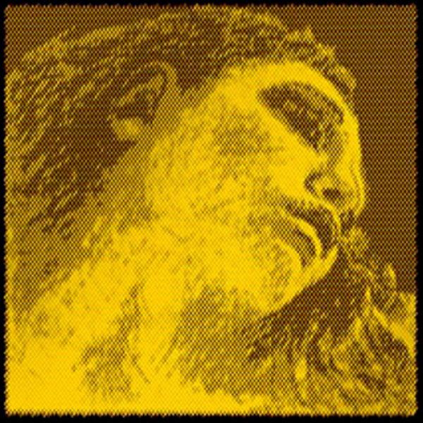 피라스트로 스트링 에바 피라찌 골드 바이올린 A현, 단일상품, 혼합색상