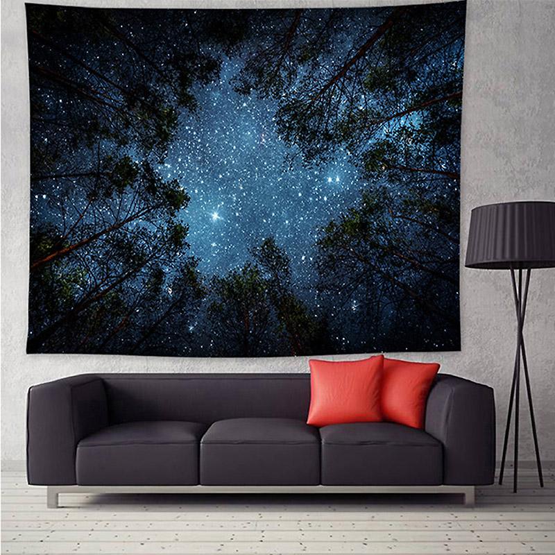 구르밍 패브릭 포스터, 숲속의 별