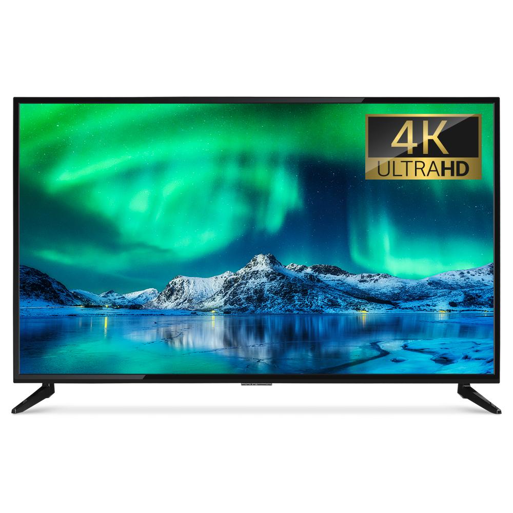 Apex UHD LED 138cm 4K TV DB5500, 벽걸이형, 방문설치