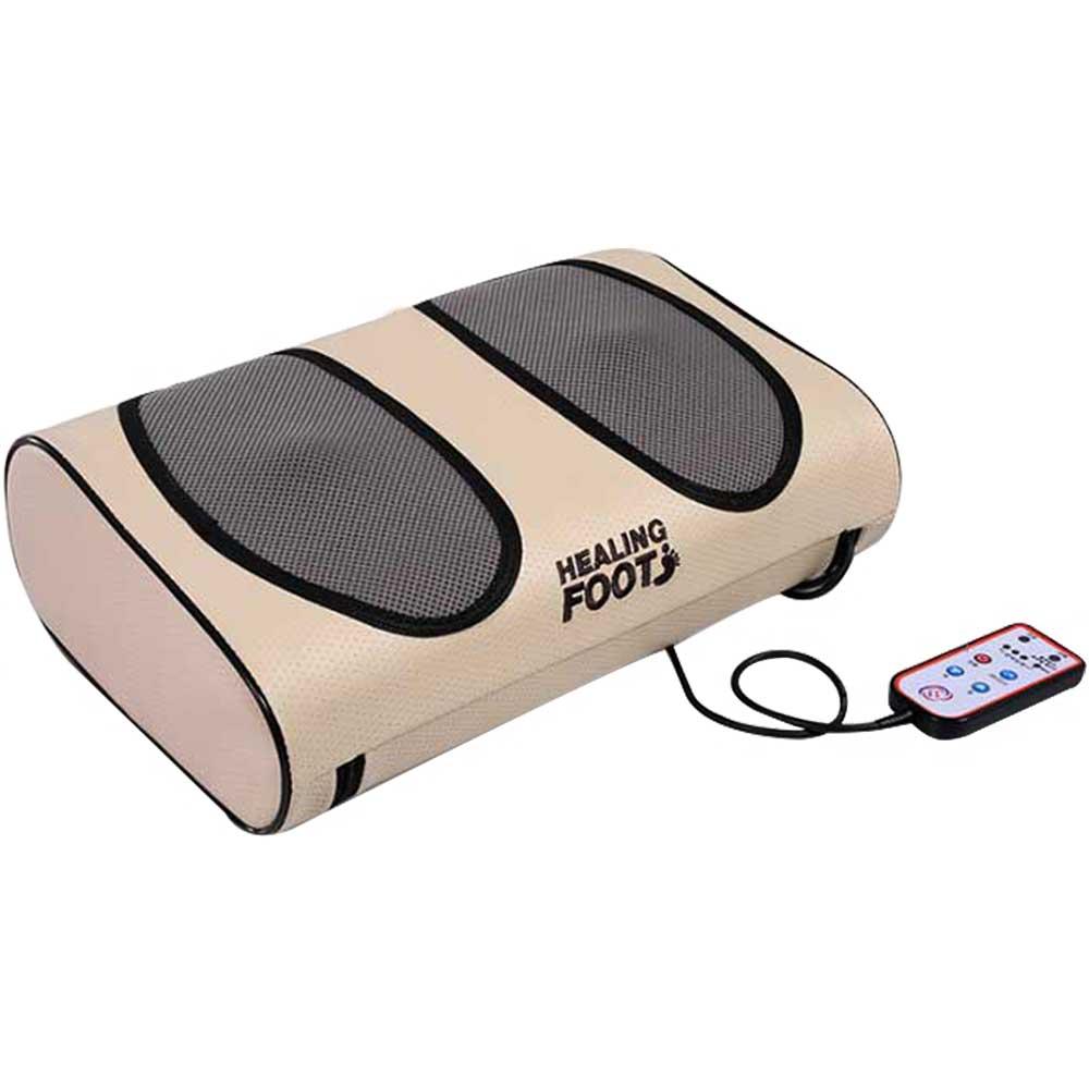힐링풋 자동 발목 펌프 운동기 HJN-200 + 유선리모컨