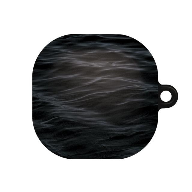 바니몽 갤럭시 버즈라이브 유어픽 하드케이스, 단일상품, 02 블랙오션