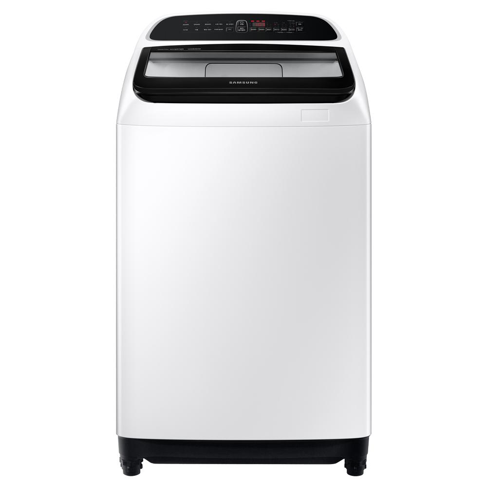 삼성전자 전자동 워블 세탁기 화이트 WA10T5262BW 10kg 방문설치