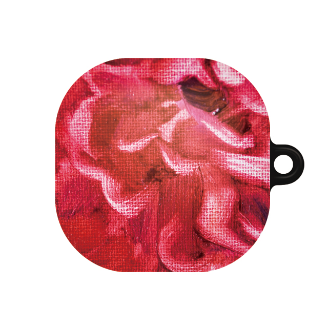 바니몽 갤럭시 버즈라이브 유어픽 하드케이스, 단일상품, 02 붉은작약