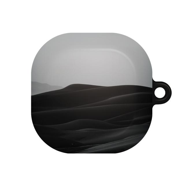 바니몽 갤럭시 버즈라이브 유어픽 하드케이스, 단일상품, 02 블랙
