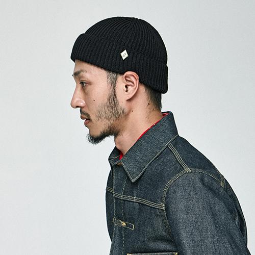 밀리어네어햇 cotton watch cap + 더스트백
