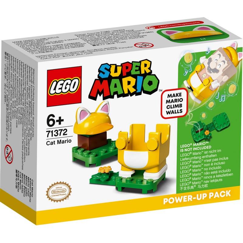 레고 슈퍼마리오 고양이마리오 파워업팩 71372, 혼합색상