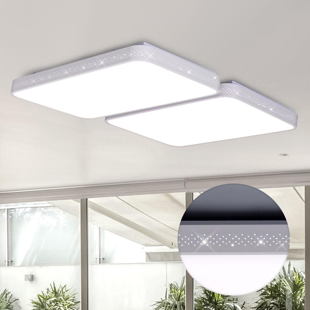 [LED 거실등] 플랜룩스 이븐 슬림 LED 거실등 100W, 백색 - 랭킹74위 (72040원)