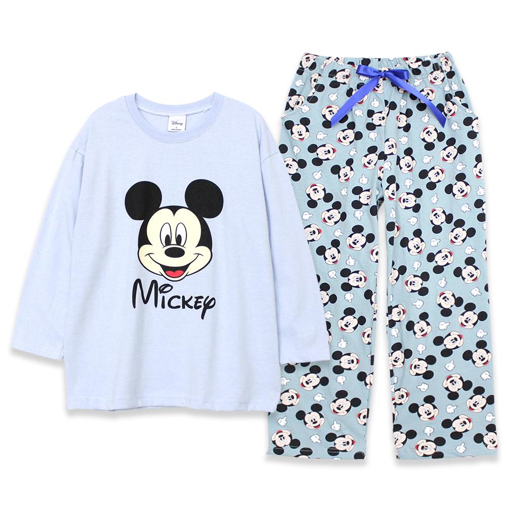 디즈니 아동용 주니어잠옷 미키마우스세트