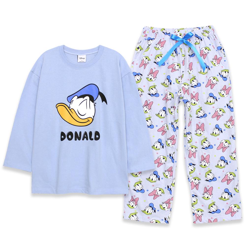 디즈니 아동용 주니어잠옷 도날드세트