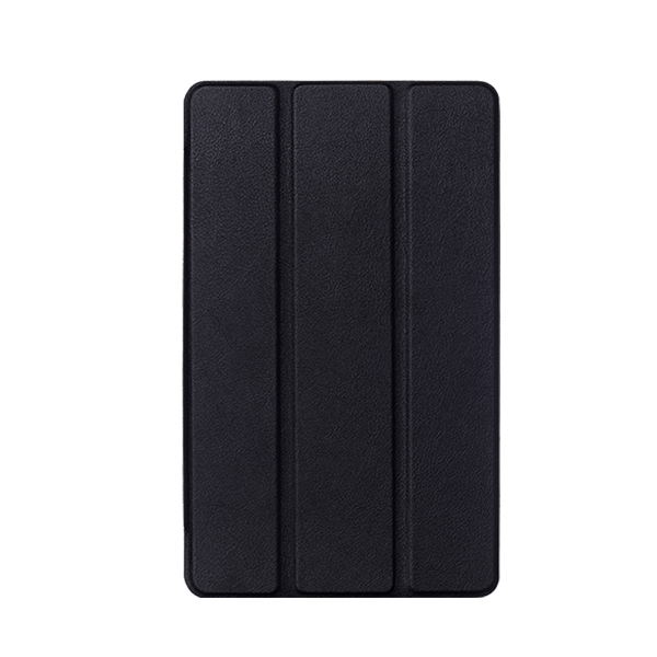 스탠드커버 태블릿 케이스, 블랙
