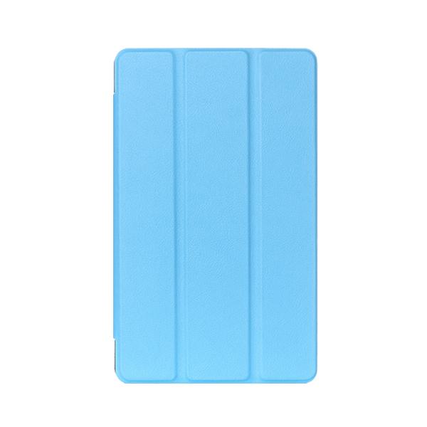 스탠드커버 태블릿 케이스, 블루