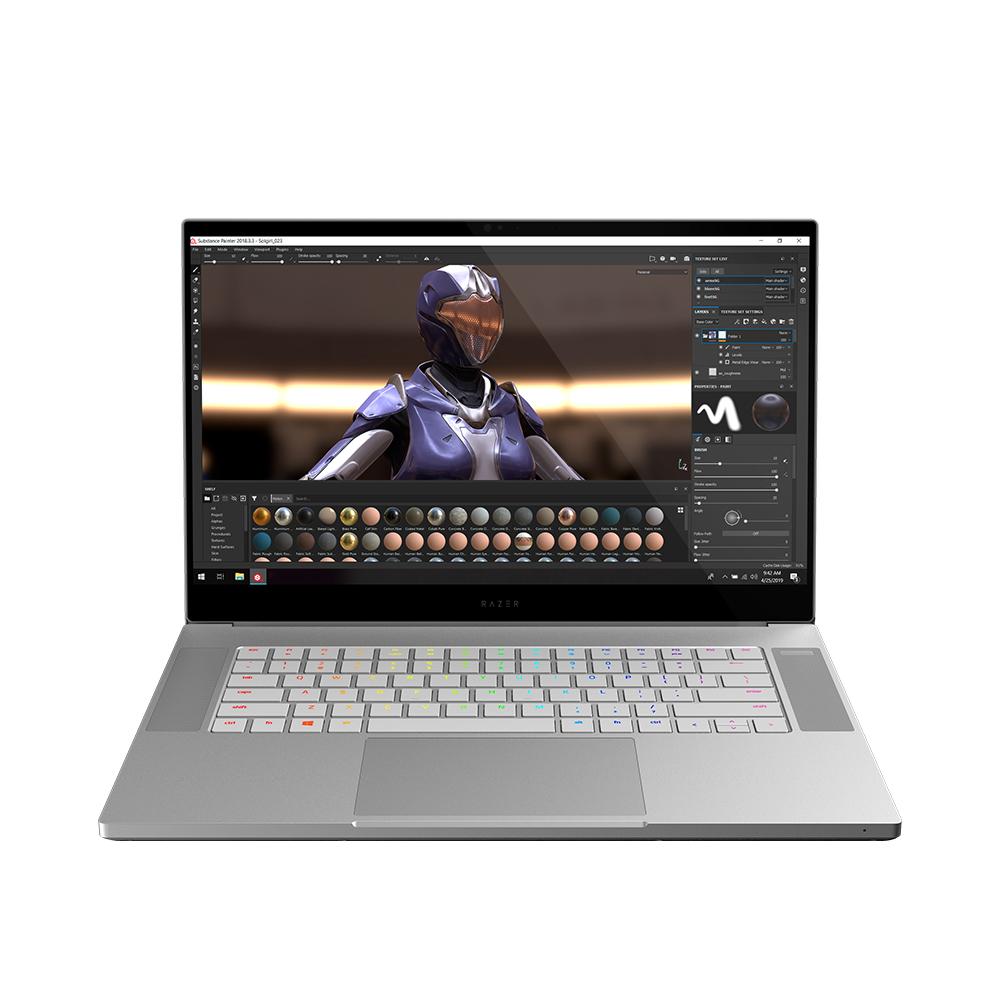 레이저 Blade 15 Studio Edition 10Gen 노트북 RZ09-0330QEM3-R3K1 (i7-10875H 39.62cm WIN10 Pro Quadro RTX5000), 포함, NVMe 1TB, 32GB