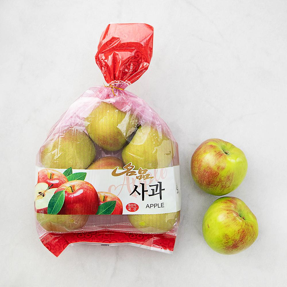 영주 시나노 햇사과, 1.2kg(5~8입), 1봉