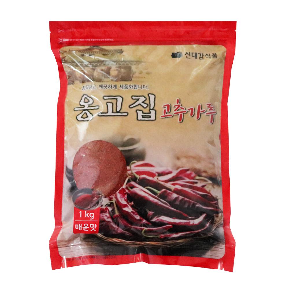 신대감 옹고집 고추가루 매운맛 찜 무침용, 1kg, 1개
