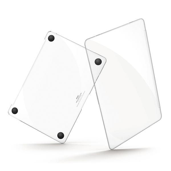 엘라고 맥북 프로15 A1707/A1990 하드 케이스 투명, 1개