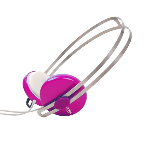코시 레일 헤드폰, 핑크, HP1073