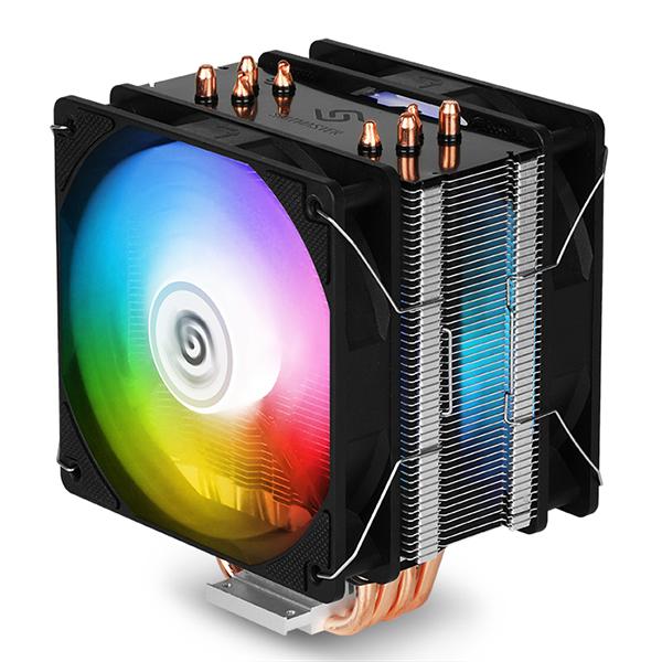 앱코 SUITMASTER 자이로스 RGB CPU 쿨러 T211
