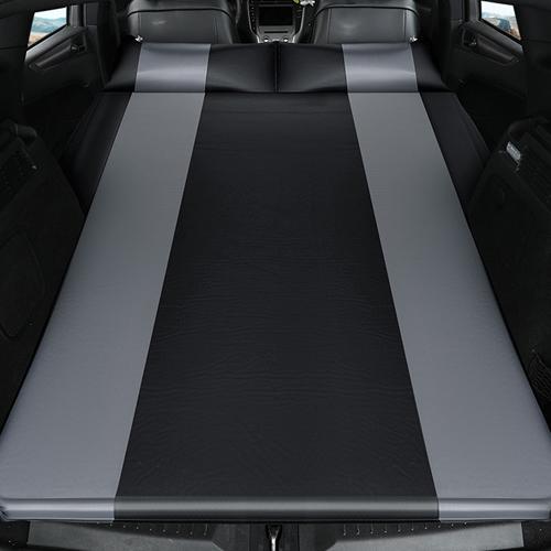 929 베이직 SUV 차량용 차박 자충매트 베이직 + 파우치, 다크그레이