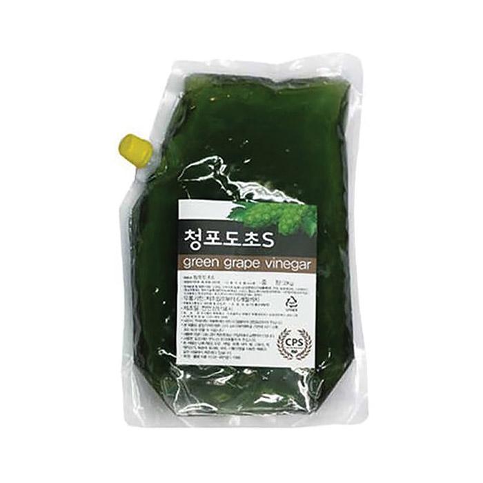 푸드락 청포도초S 시럽, 2kg, 1개