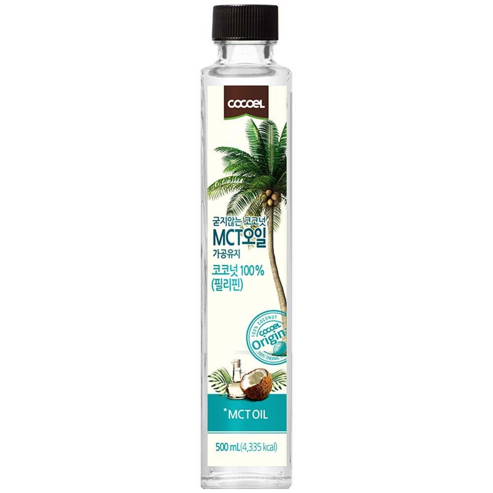 코코엘 굳지 않는 MCT 코코넛 오일, 500ml, 1개