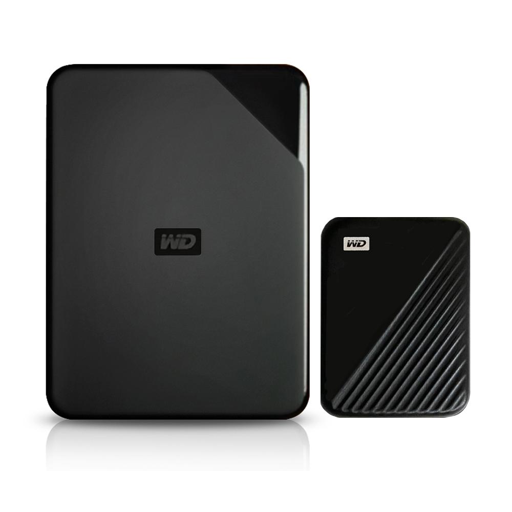 WD Elements Portable SE 휴대용 외장하드 + 파우치, 1TB, 단일색상