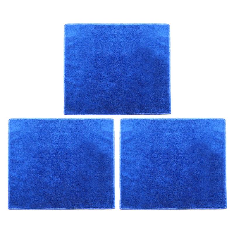 극세사 다용도걸레 블루, 3개