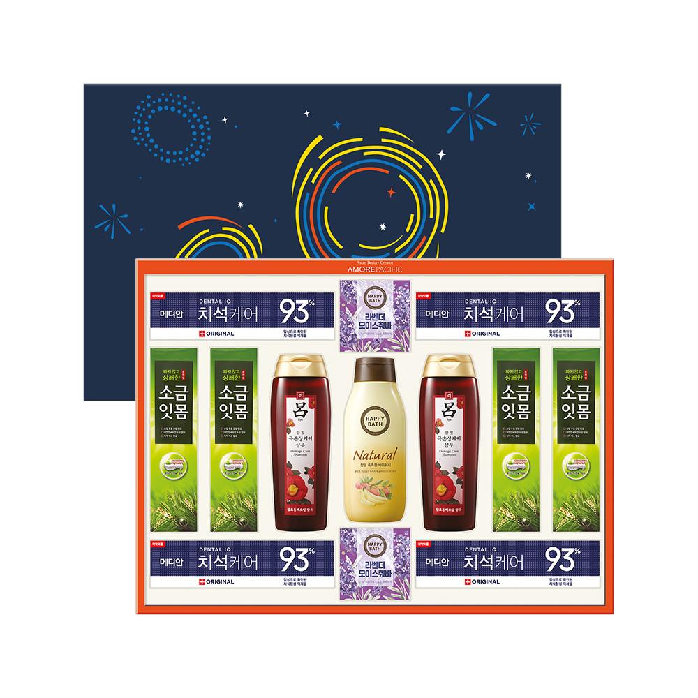아모레퍼시픽 로켓 3호 선물세트 + 쇼핑백, 1세트