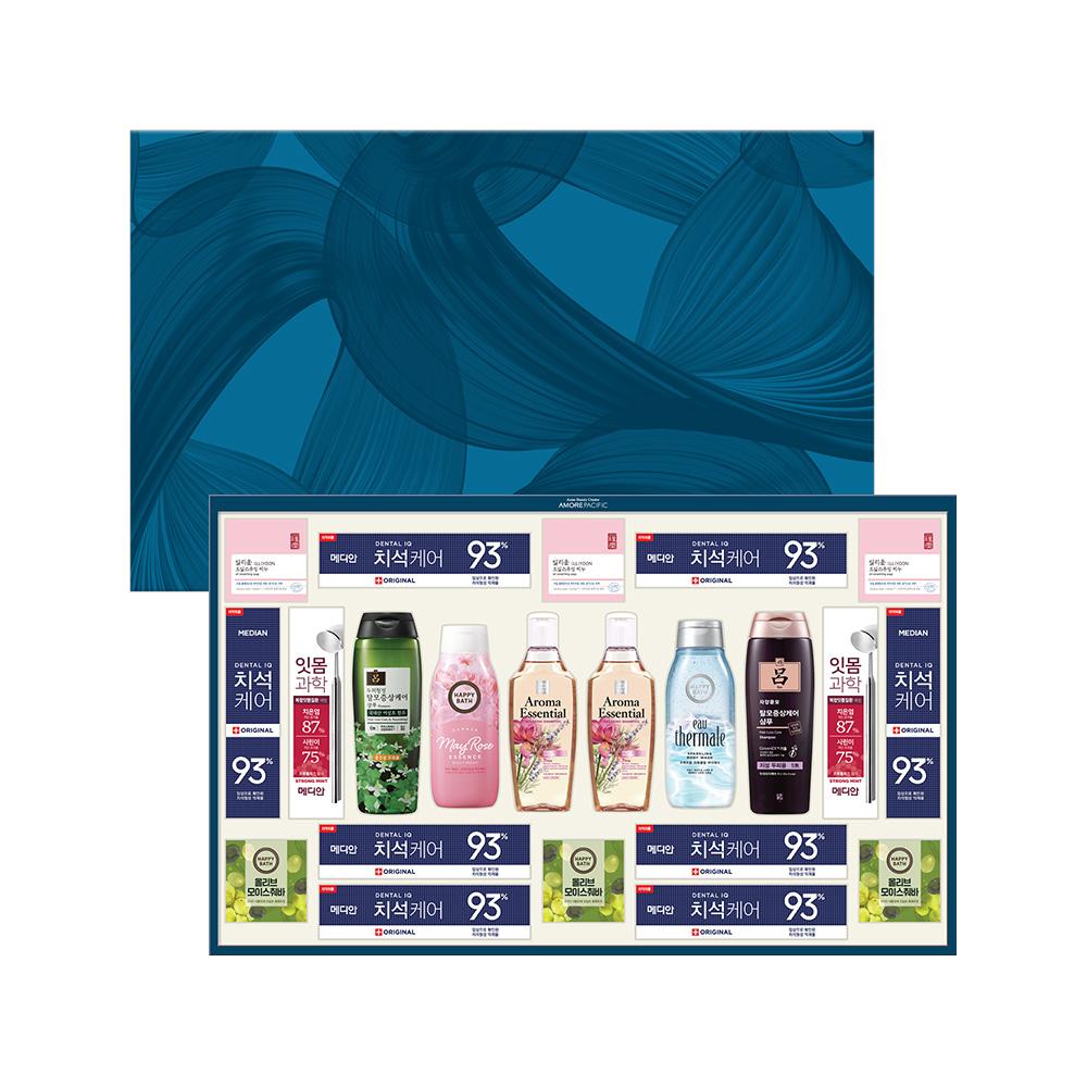 아모레퍼시픽 도담 45호 선물세트 + 쇼핑백, 1세트
