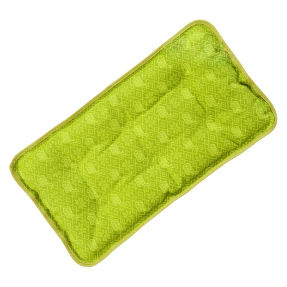 핫앤핫 아로마 허브 순면 냉온 찜질팩 일반사각 GREEN, 1개