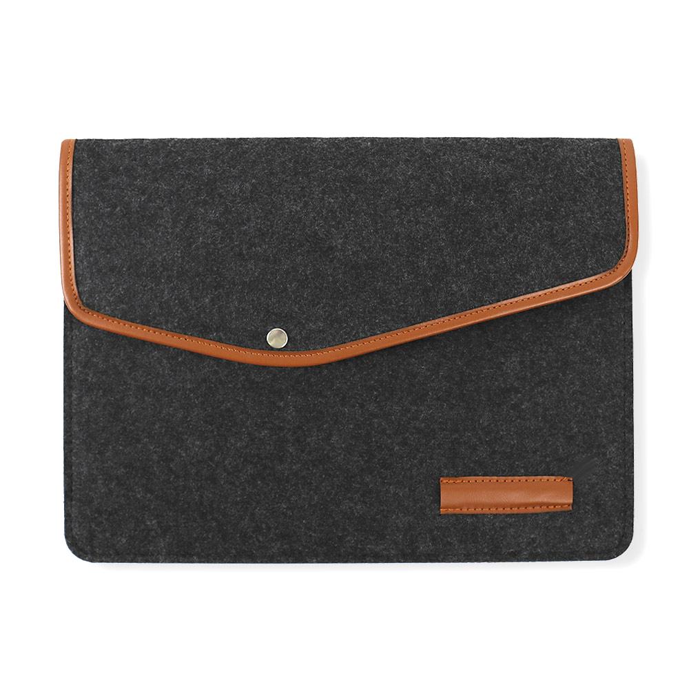 컴썸 노트북파우치 N-15, 단일색상