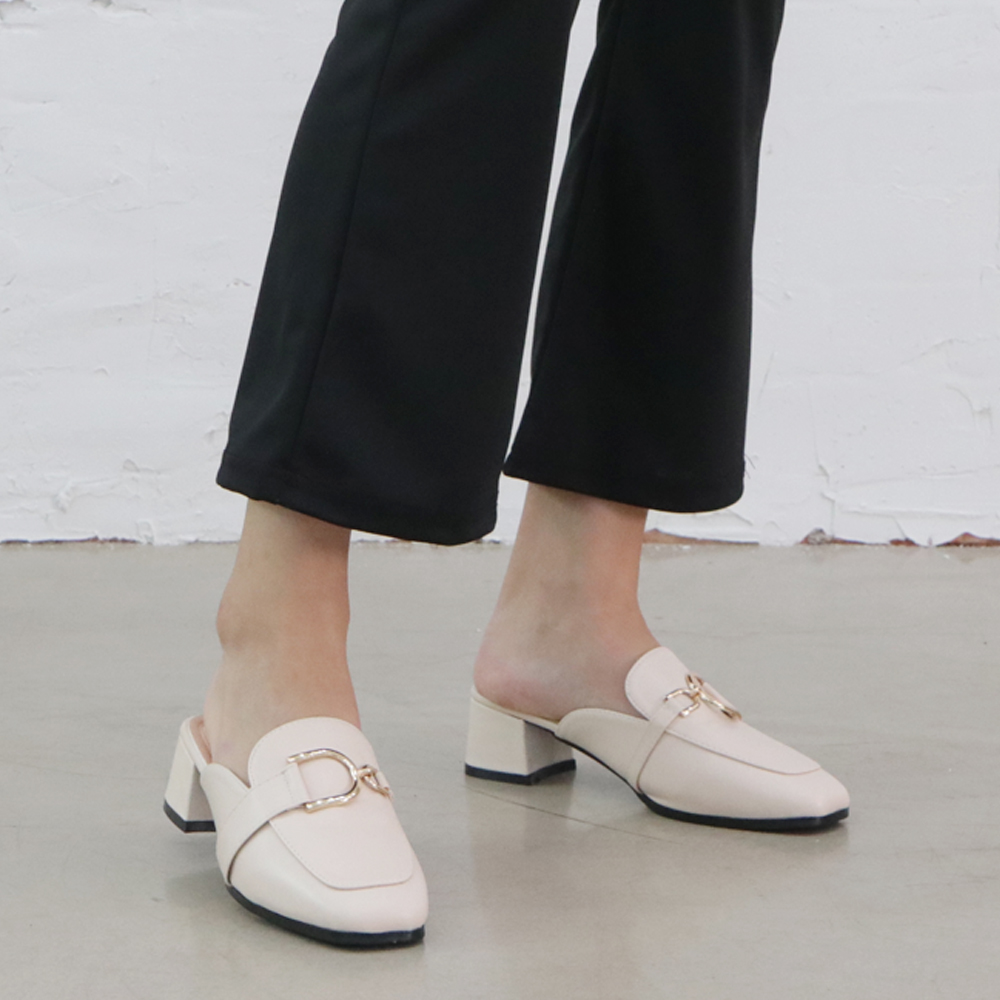 슈벨 여성용 D포인트 패션 블로퍼 리어스 5cm