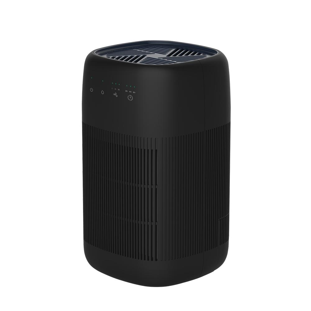 이놀 공기청정 제습기 블랙 네이비 650ml LV130