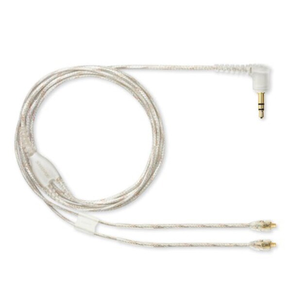 슈어 이어폰 분리형 케이블 162cm, EAC64CL, 혼합색상