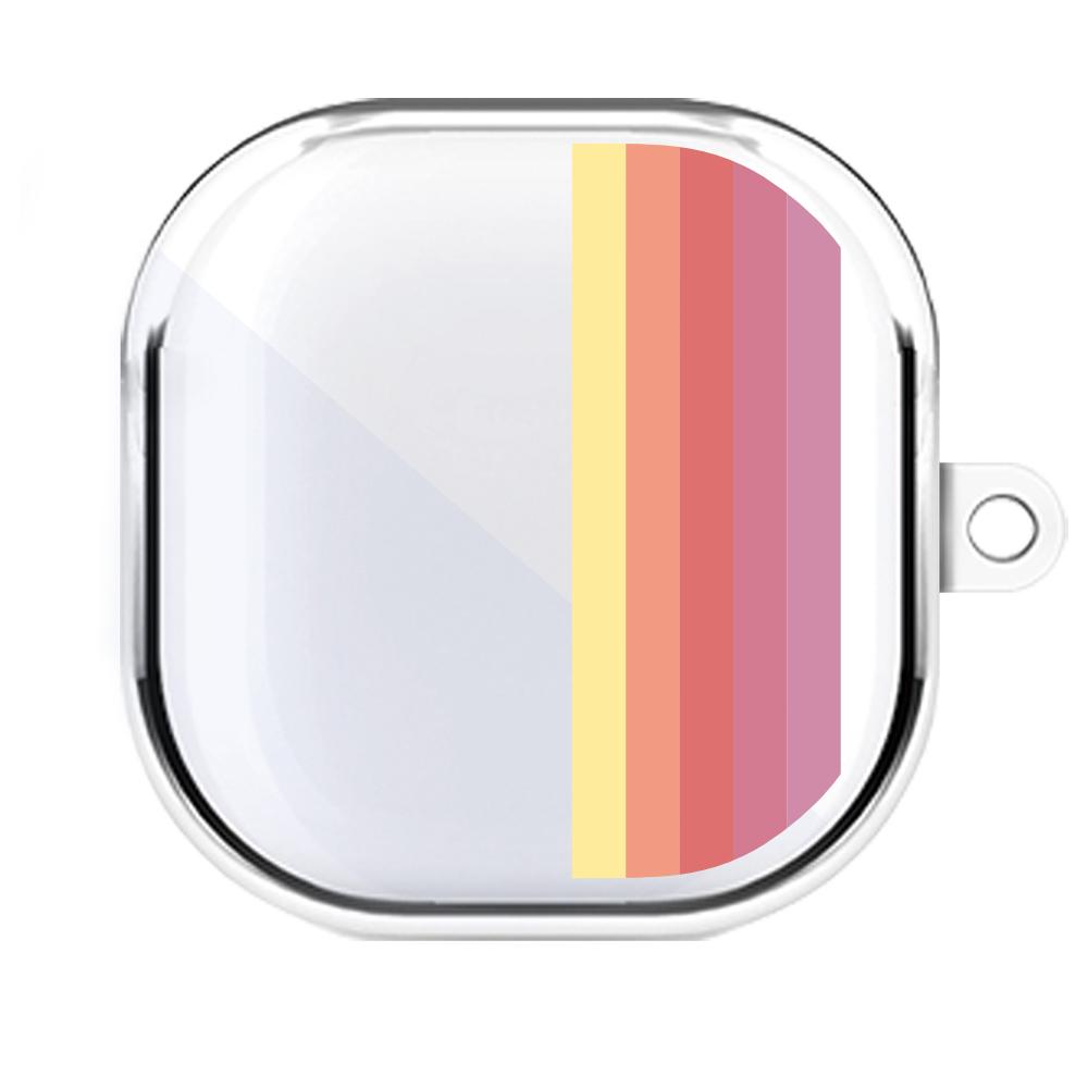 원베스트 갤럭시버즈 라이브 투명 하드 디자인 B 케이스, 단일상품, 143 워싱턴선셋