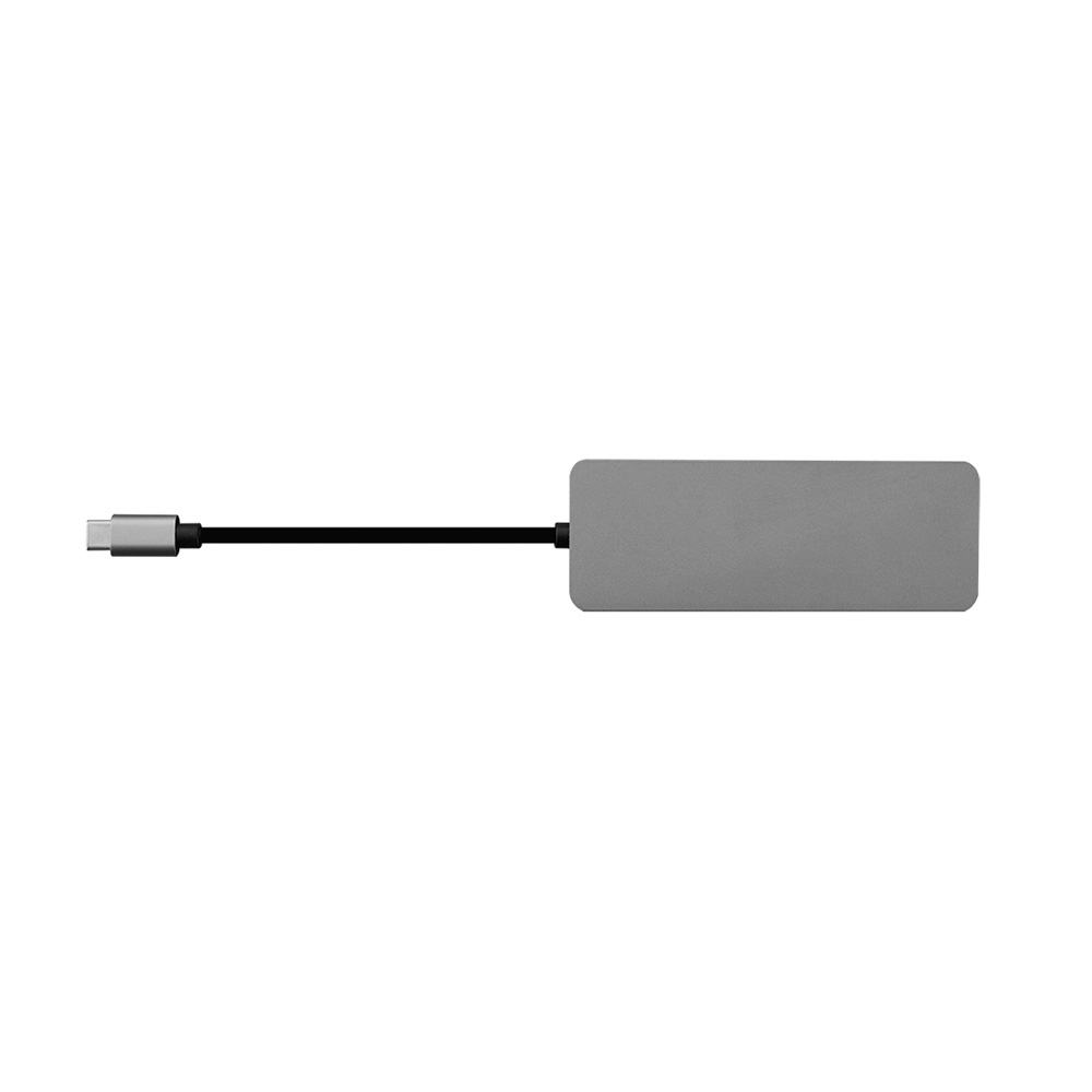 엑토 C타입 USB 3.0 4포트 멀티허브 HUB-37, 단일색상