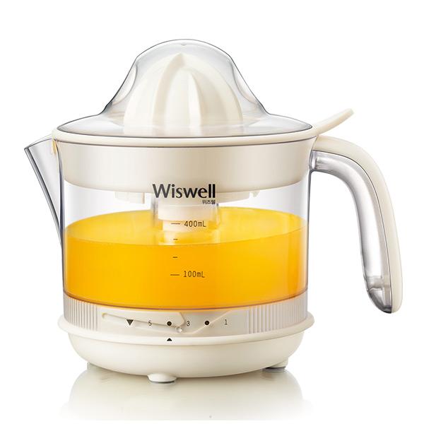 위즈웰 자동 전기 착즙기, WJ400