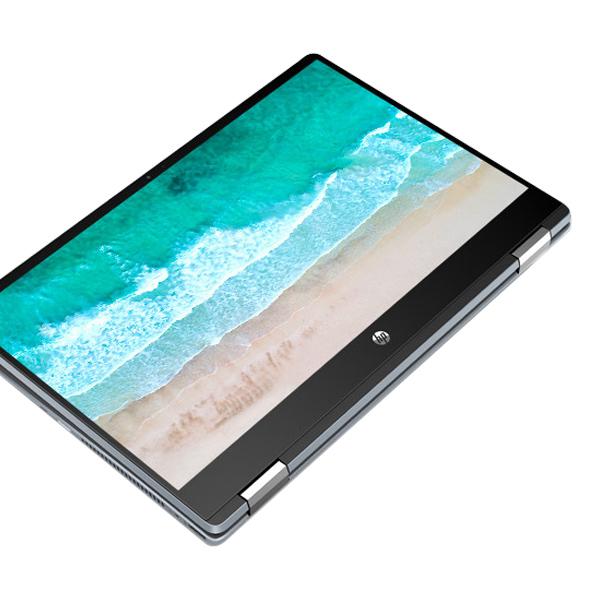HP Pavilion x360 14 노트북 Forest teal dw0067TU (i5-1035G1 35.56cm WIN 10 Home), 포함, NVMe 256GB, 8GB