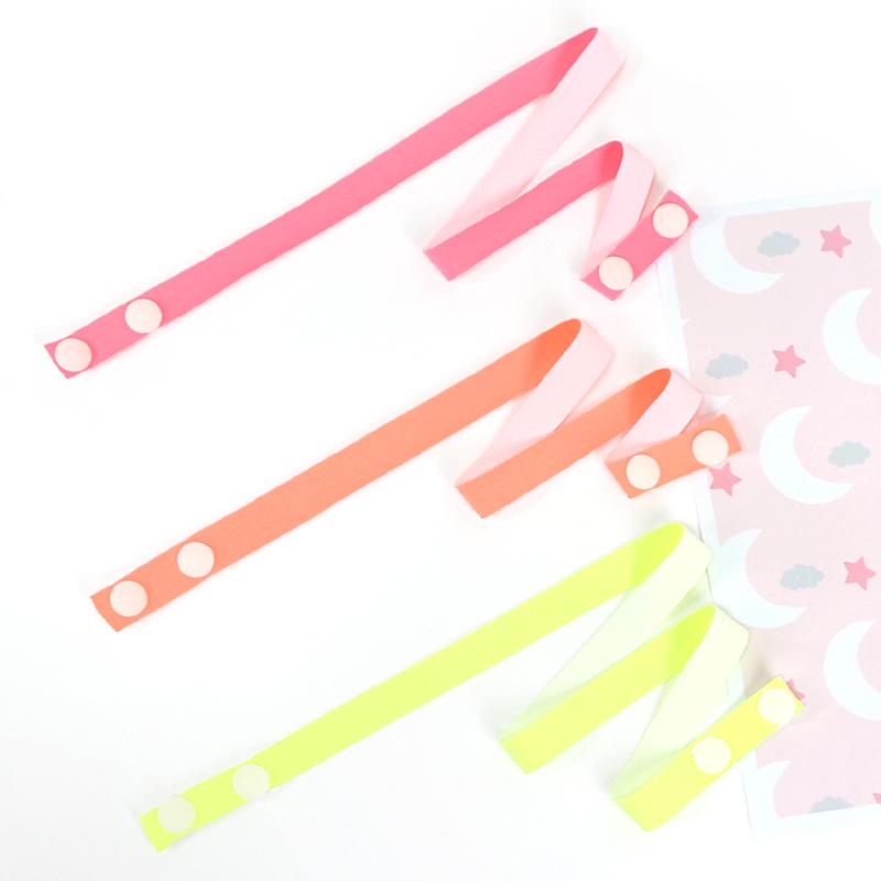 ATB-UV+ 에어로실버 마스크 목걸이줄 형광 3종 세트