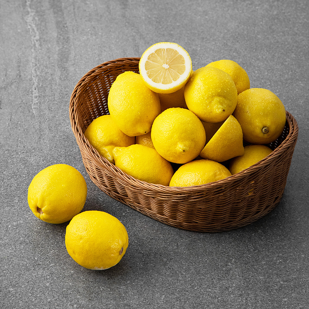 칠레산 레몬, 3kg, 1봉