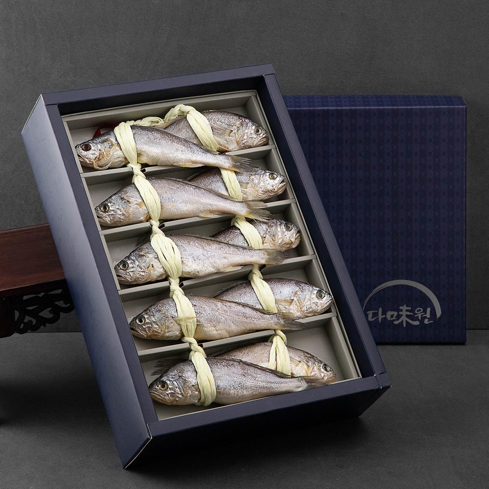 다미원씨푸드 영광 법성포 명품 참굴비 (냉동), 1.6kg(10미), 1개