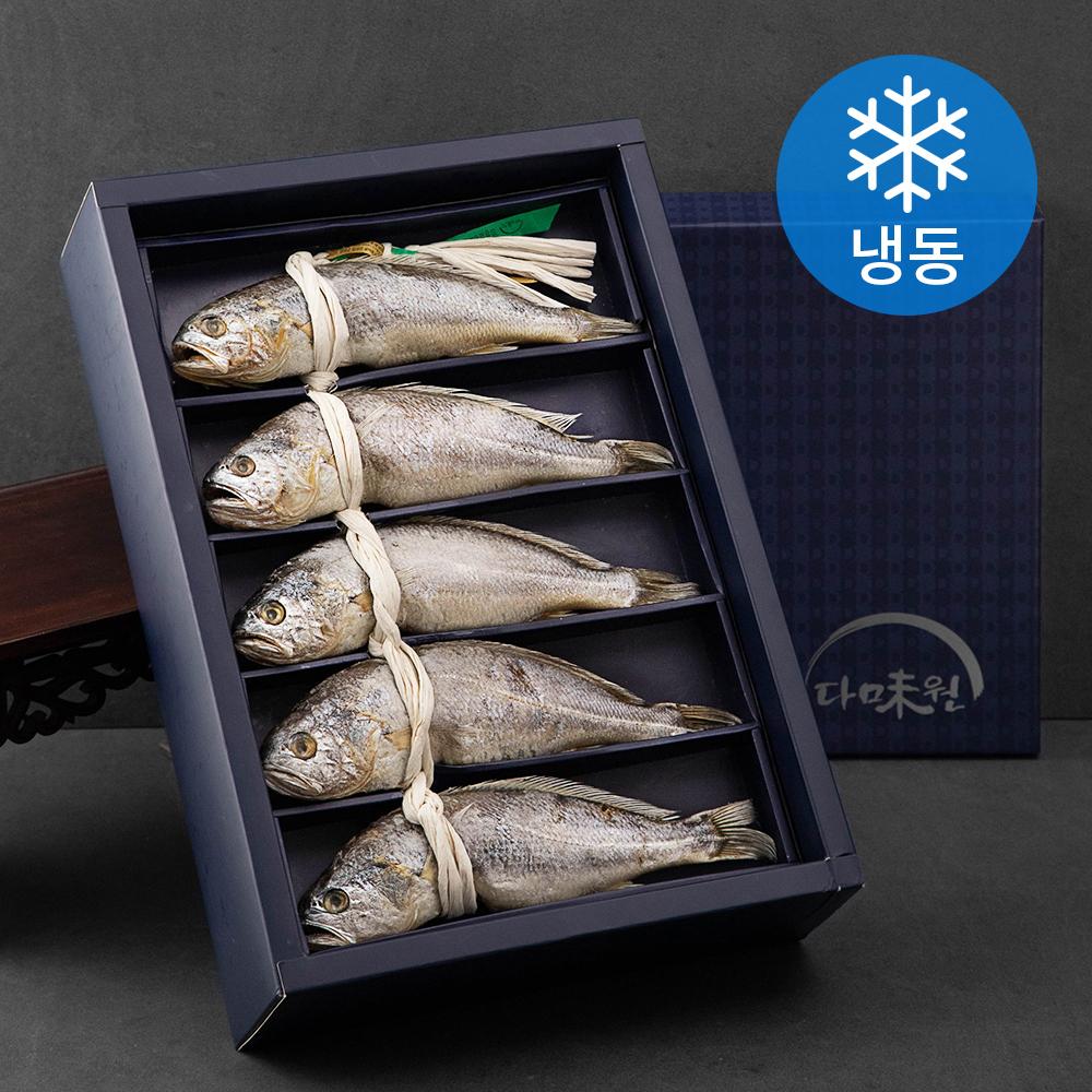 다미원씨푸드 법성포 프리미엄 굴비 (냉동), 1.5kg(5미), 1개