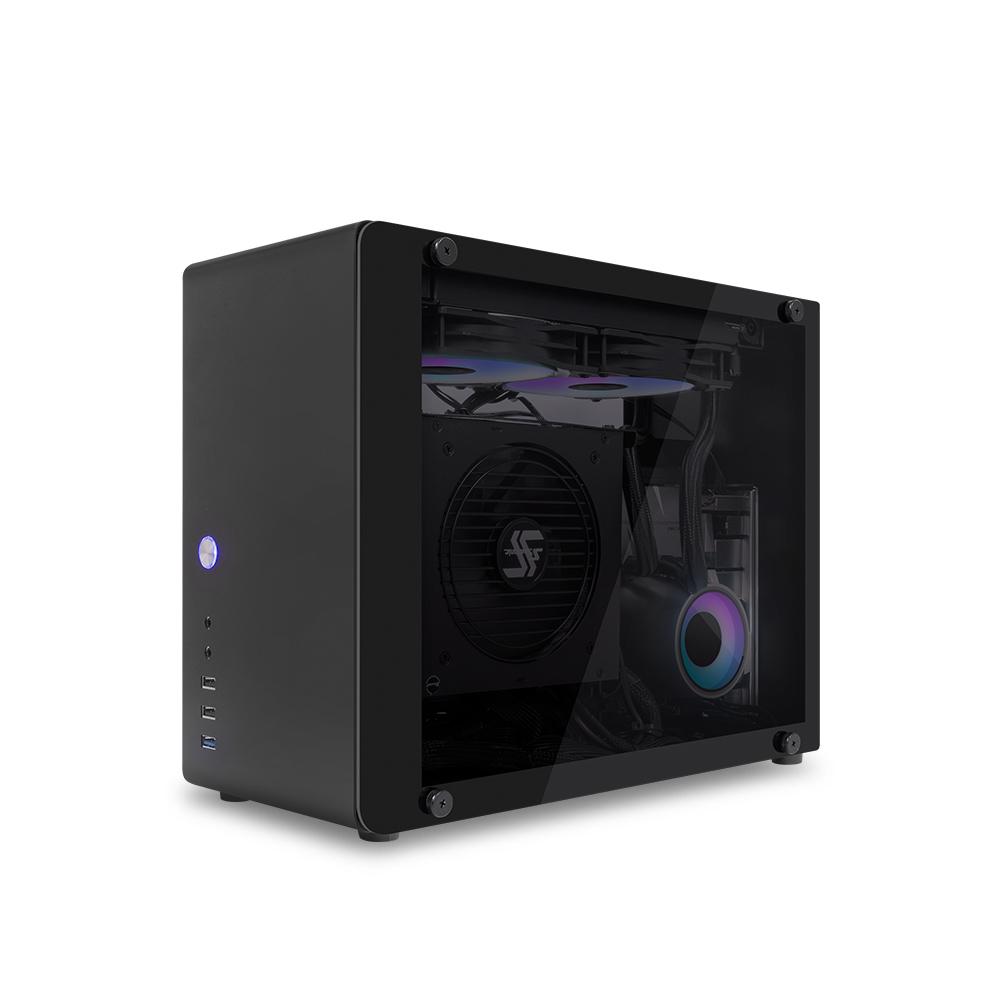 한성컴퓨터 데스크탑 보스몬스터 울트라 UX2708S (10700K WIN미포함 i7 RAM 16GB NVMe 256GB RTX2080 SUPER), 기본형