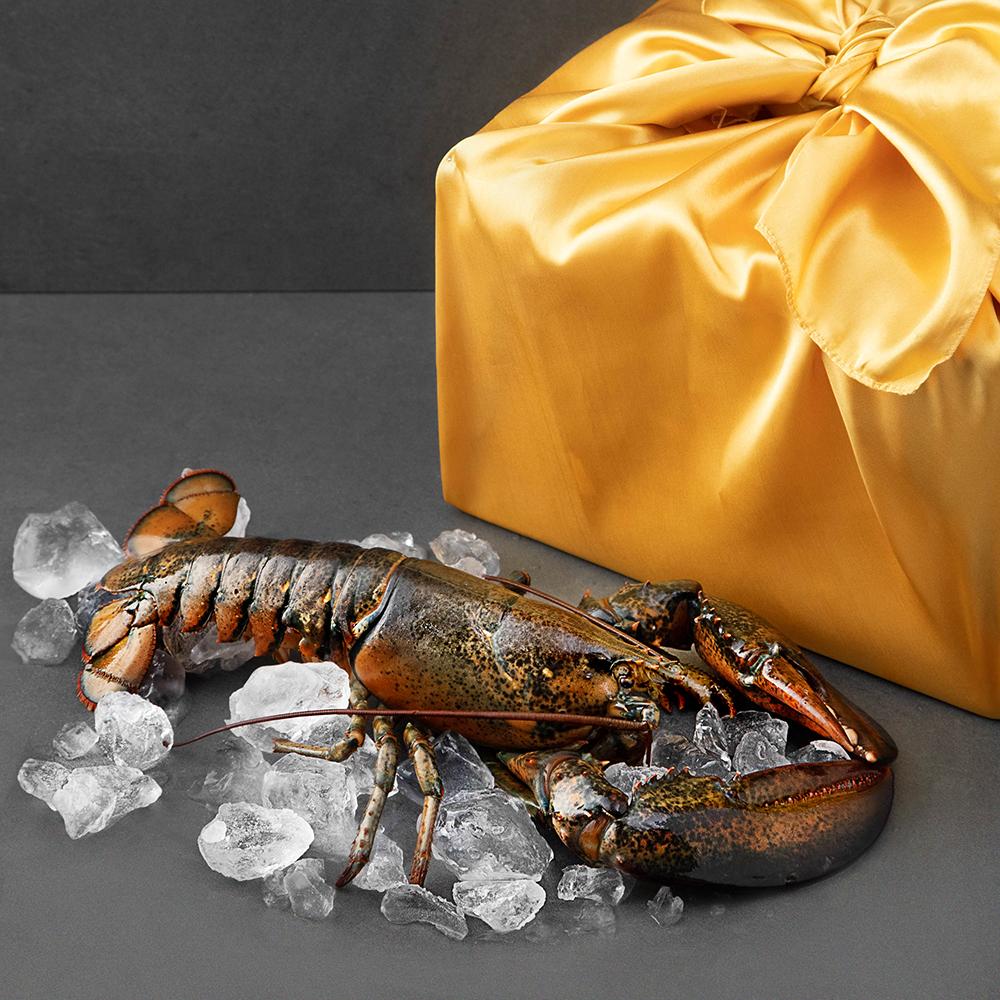 랍스터 선물세트, 1kg(1미), 1개