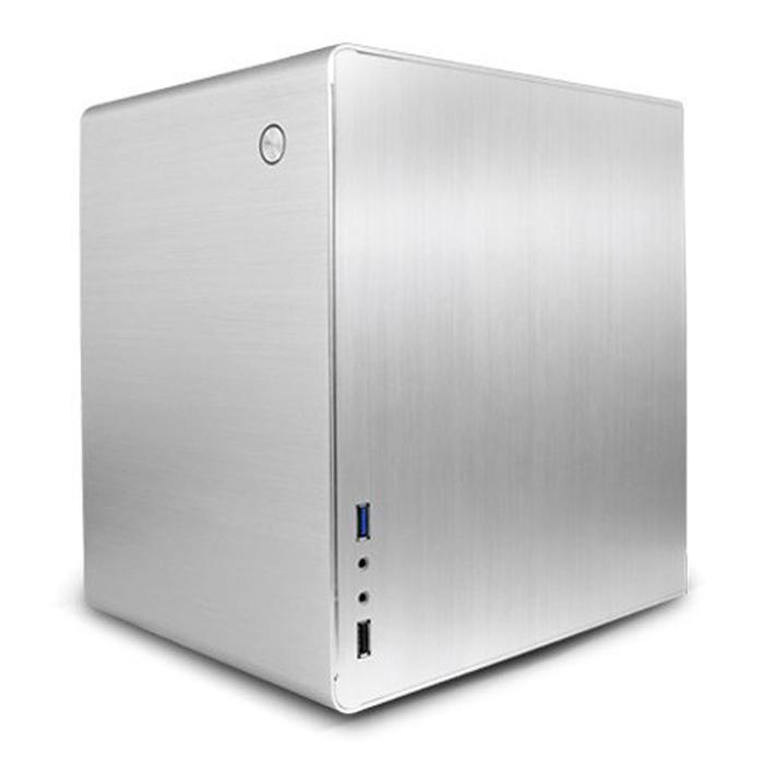 한성컴퓨터 데스크탑 미니슈트 i7 Win (i7-10700 WIN10 Home RAM 8GB SSD 240GB), 기본형