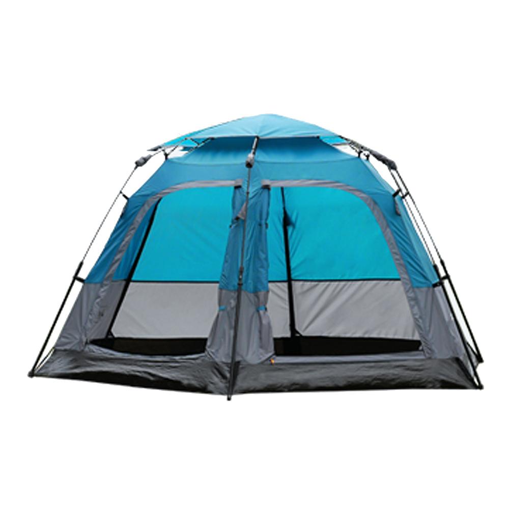 아이두젠 트라이베카 원터치 오토 텐트, 틸블루