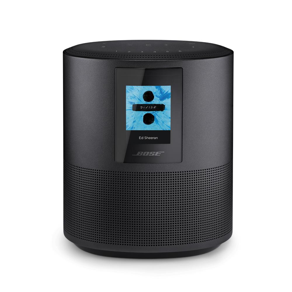 BOSE 홈 스피커 500 블루투스 스피커 Home Speaker 500, 트리플 블랙