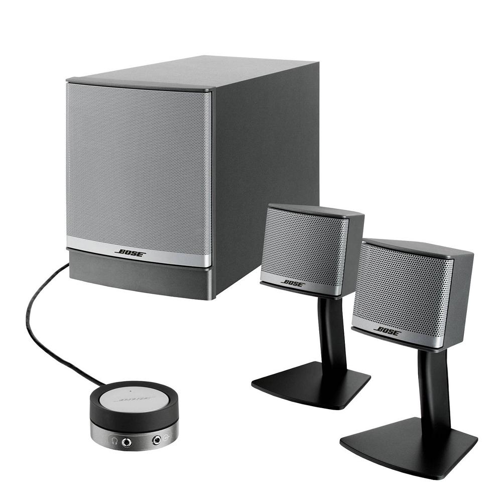 BOSE 컴패니언 50 컴퓨터 스피커, Companion 50, 혼합색상
