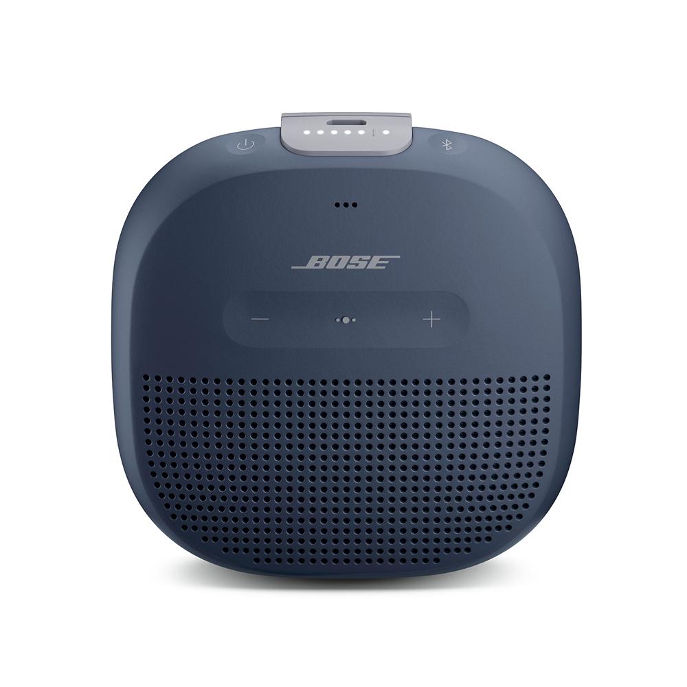 BOSE 사운드링크 마이크로 방수 블루투스 스피커 SoundLink Micro, 미드나잇 블루